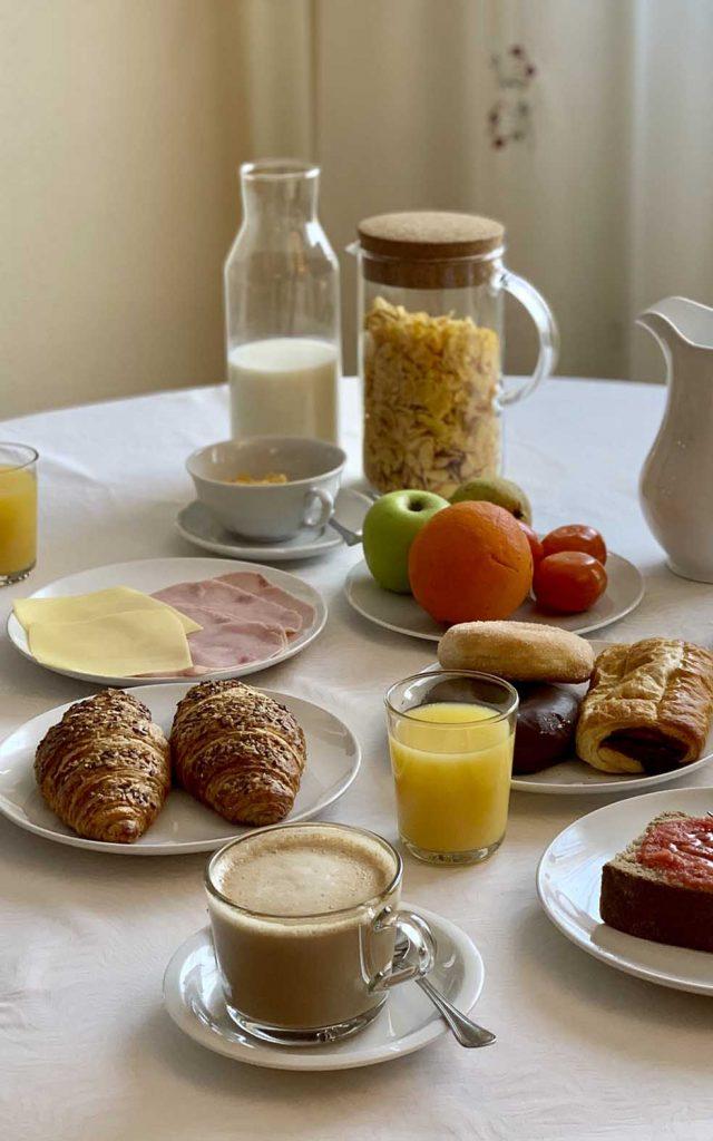 Desayuno La Aldeya